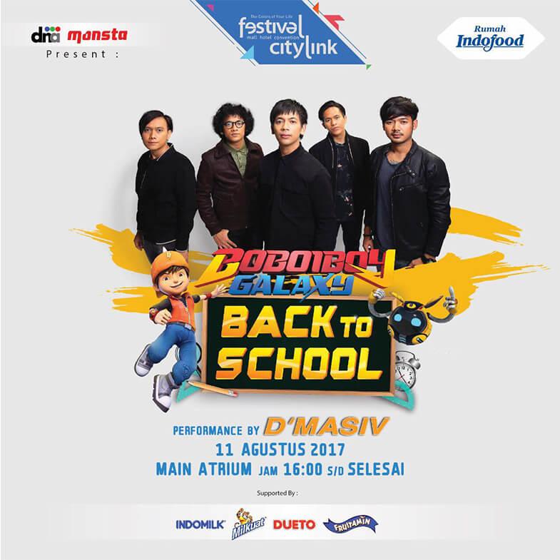 D'MASIV to perform at Festival Citylink, Bandung
