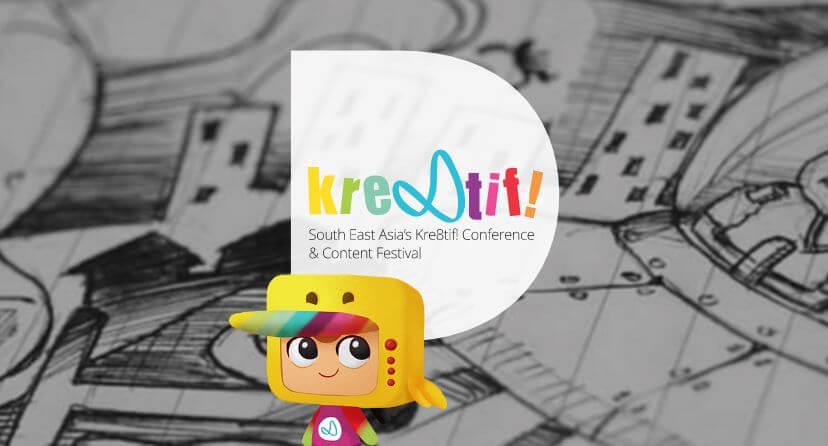 MDEC anjur Persidangan dan Festival Animasi Kre8tif!