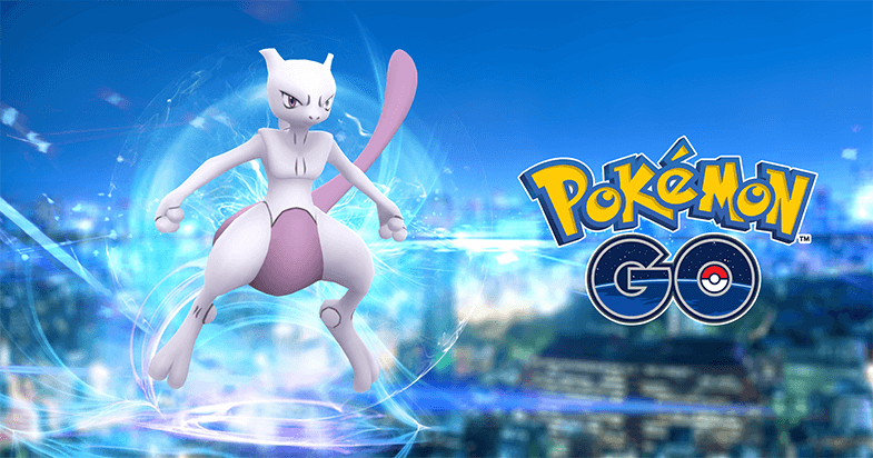 Mewtwo Coming to Exclusive Raid Battles Soon!