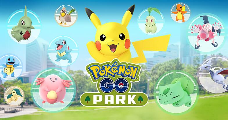 Pokémon GO Park Events at Pikachu Outbreak