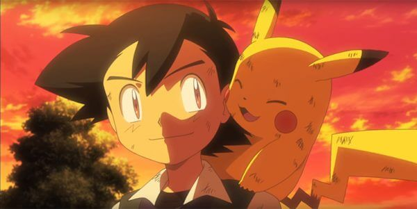 Pokémon the Movie: 'I Choose You!' Theatrical Trailer