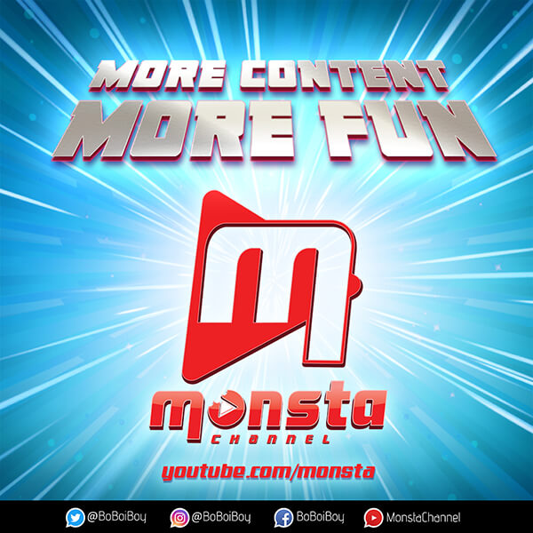 Monsta Channel YouTube: More Content, More Fun!