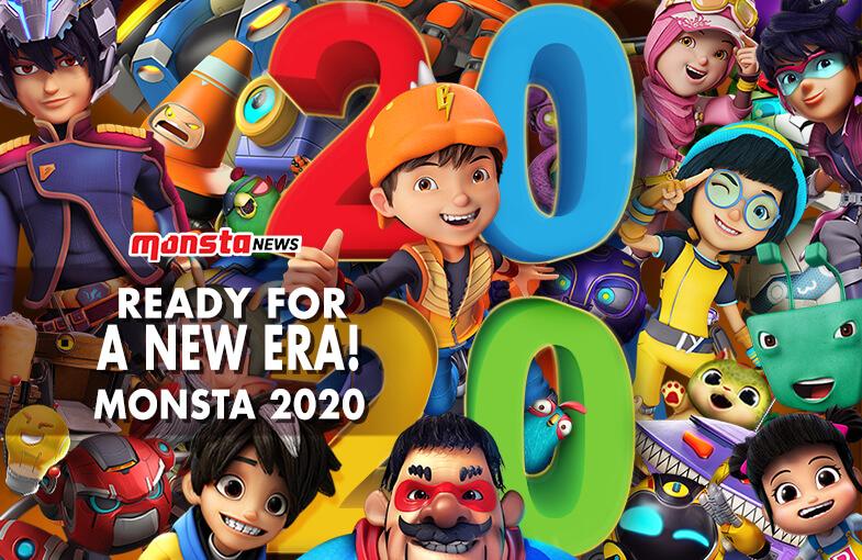 Monsta 2020 – A New Era!