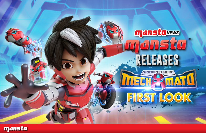 Monsta Releases 'Mechamato Series: First Look'